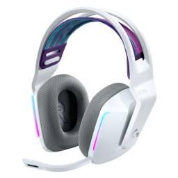 Auricular Gamer Logitech G733 Inalámbrico con Micrófono Blanco