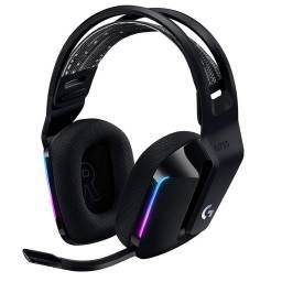 Auriculares Logitech G733 Gamer Inalambrico 7.1 Rgb Streaming Pc Mac Ps4