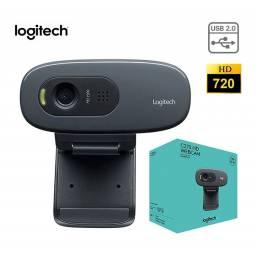 Camara web Logitech C270 USB