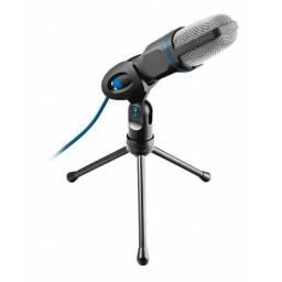 Micrófono Trust Mico condensador omnidireccional negro