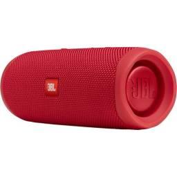 Parlante JBL Flip 5 Red con Bluetooth