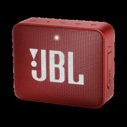 Parlante  portátil  JBL GO2 Red / Rojo - Bluetooth