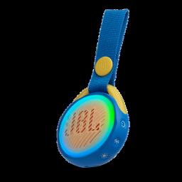 Parlante JBL JR POP Bluetooth con luces sumergible Blue / Azul