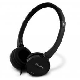 Auriculares Canyon CNR-HP04NB Black
