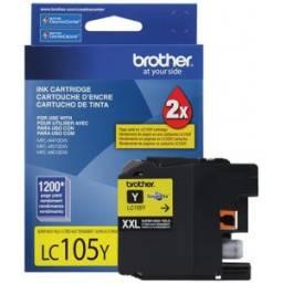 Cartucho de tinta Brother LC-105Y