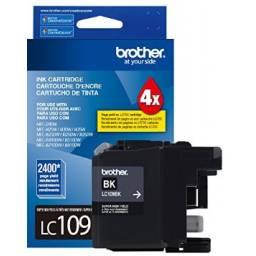 Cartucho de tinta Brother LC-109BK