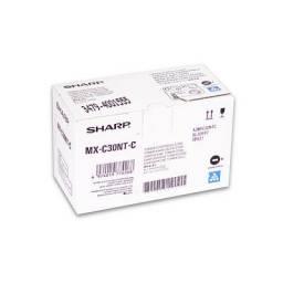 Toner Original Cyan SHARP MX-C30NT-C
