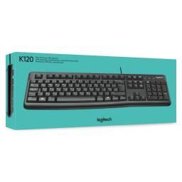 Teclado Logitech K120 USB - Español
