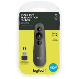 Presentador Logitech R500 Negro