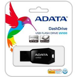 Pendrive ADATA UV100 32GB Negro