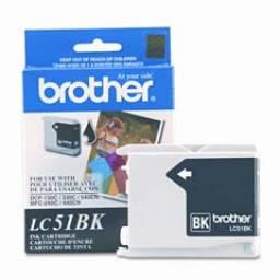 Cartucho de tinta Brother LC-51BK