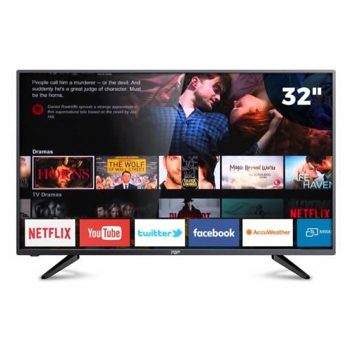 "Smart Tv Led 32"" Hd Top Digital 32D1S"