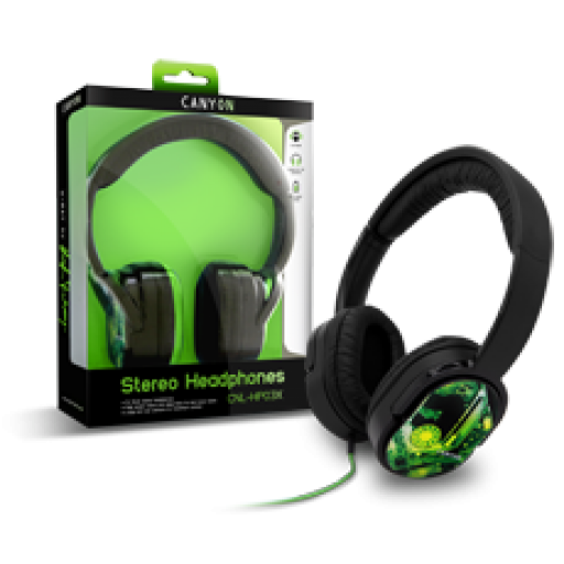 Auriculares Canyon CNL-HP03X X-RAY
