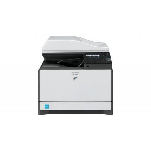 Multifuncional láser color SHARP MX-C300A