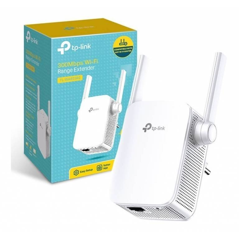 Extensor de señal Wi-Fi TP-Link 300 Mbps