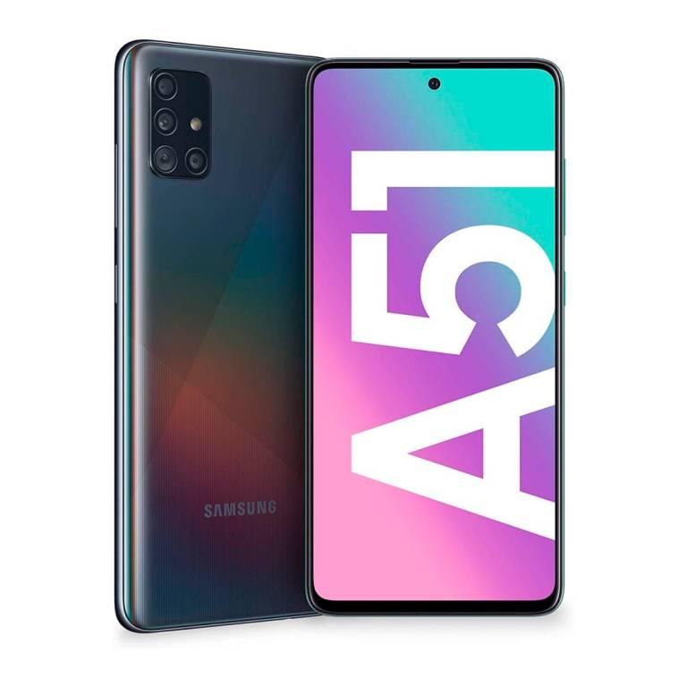 Samsung A51 SM-515 DS Black 128-4GB