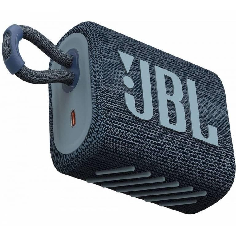 Parlante JBL GO3 BLUE - Azul c/Bluetooth