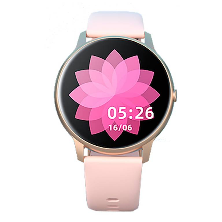 Smartwatch Hyundai P260 Gold-Pink para Iphone y Android