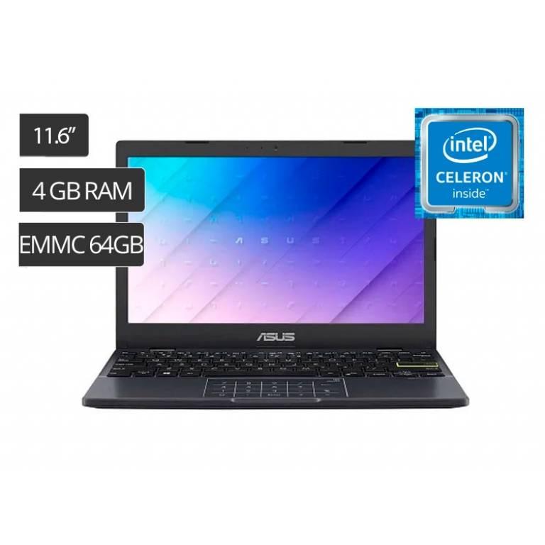 Notebook Asus L210MA-DB01 Intel Celeron N4020 4GB RAM 64GB SSD 11,6 HD