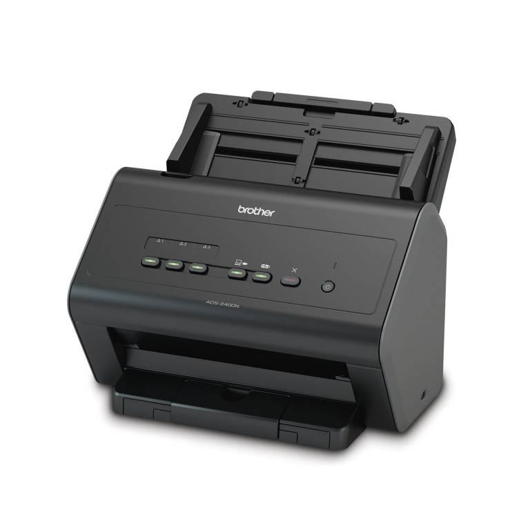 Escáner de escritorio Brother ADS-2400N