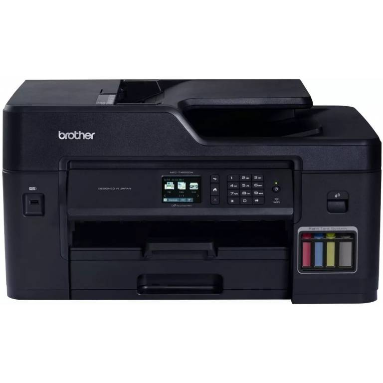 Multifuncional Brother A3 con sistema continuo MFC-T4500DW
